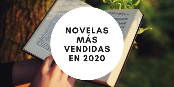 Novelas más vendidas en 2020