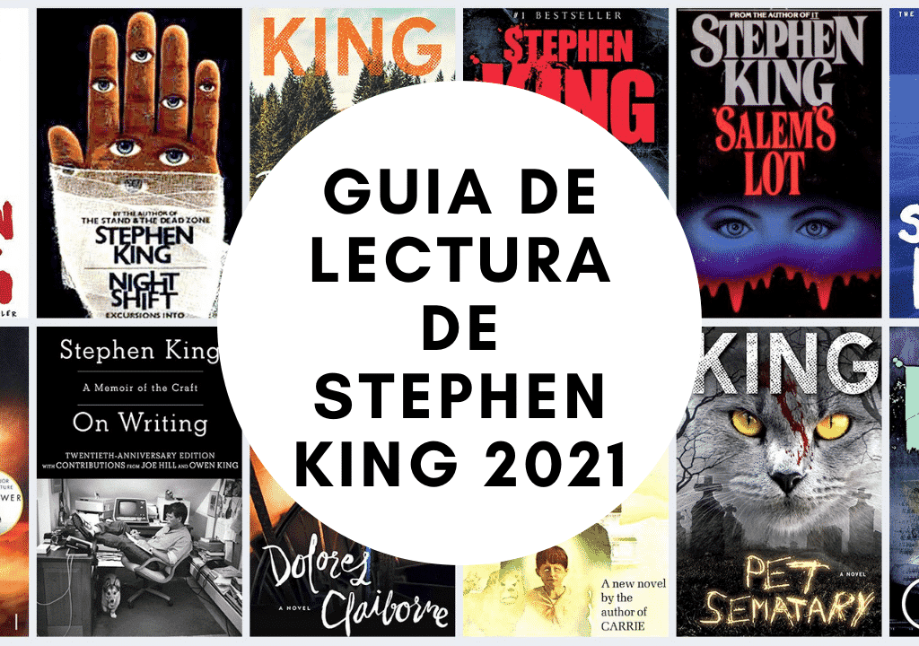Guia de Lectura de Stephen King